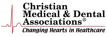 Christian Medical & Dental Assoication logo