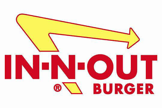 In n out burger logo 3